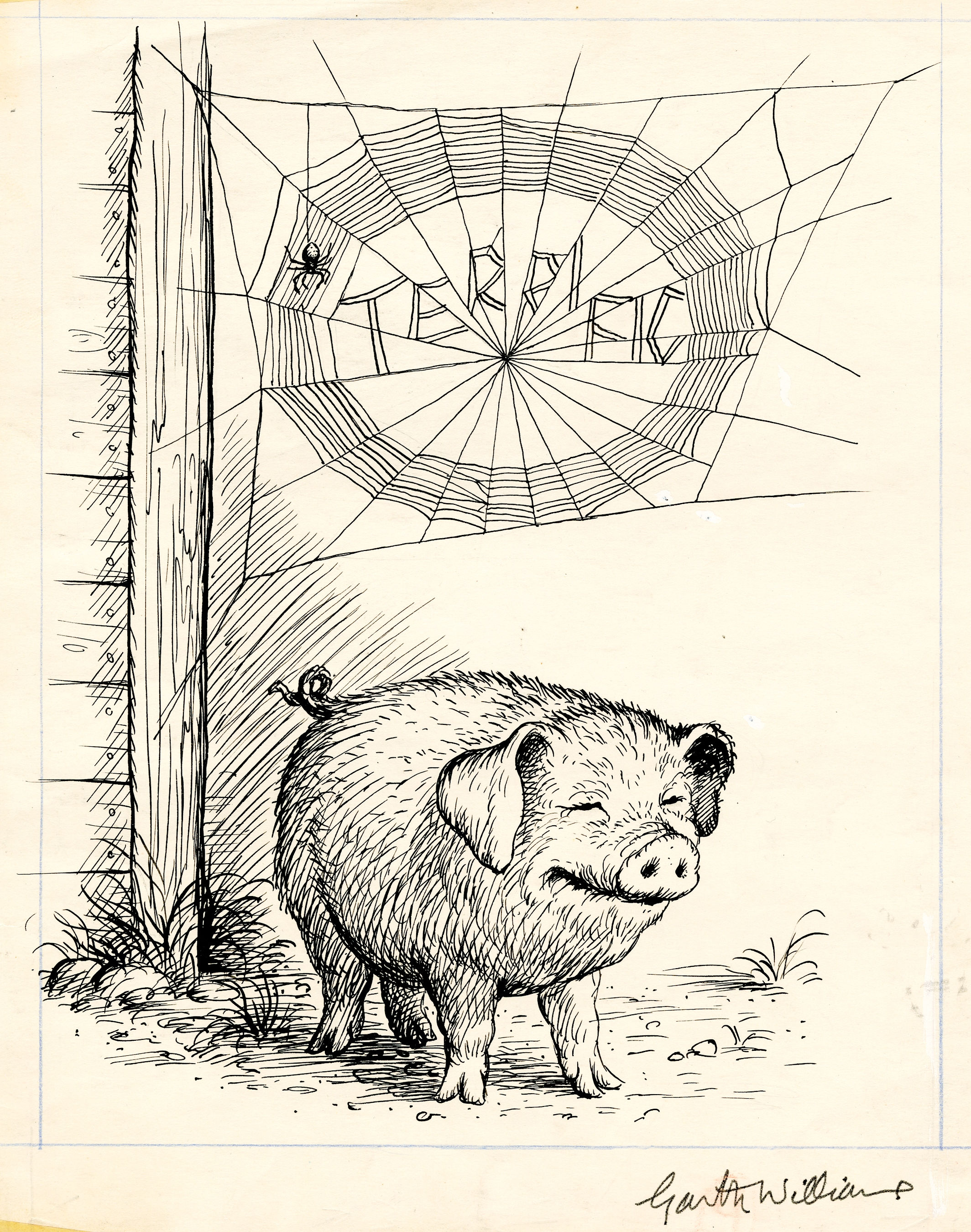 grammarian, grammar, writing tips, Charlotte's Web, E.B. White