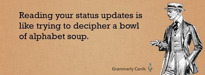acronym, Grammarly, abbreviation, language, writing