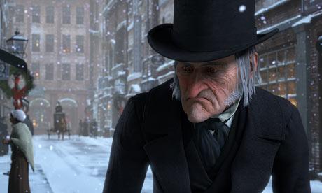Scrooge, A Christmas Carol, Grammarly