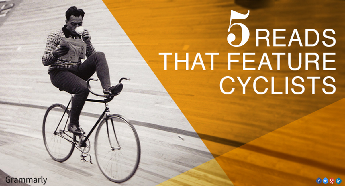 5 Reads That Feature Cyclists