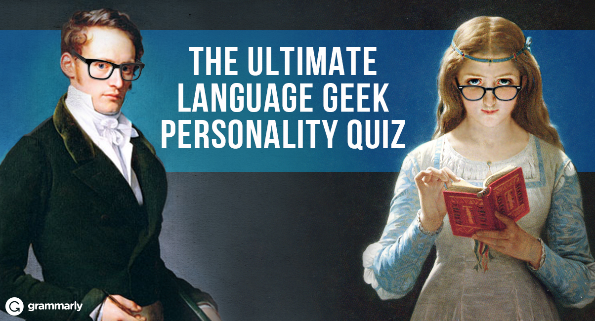 The Ultimate Language Geek Quiz Cover