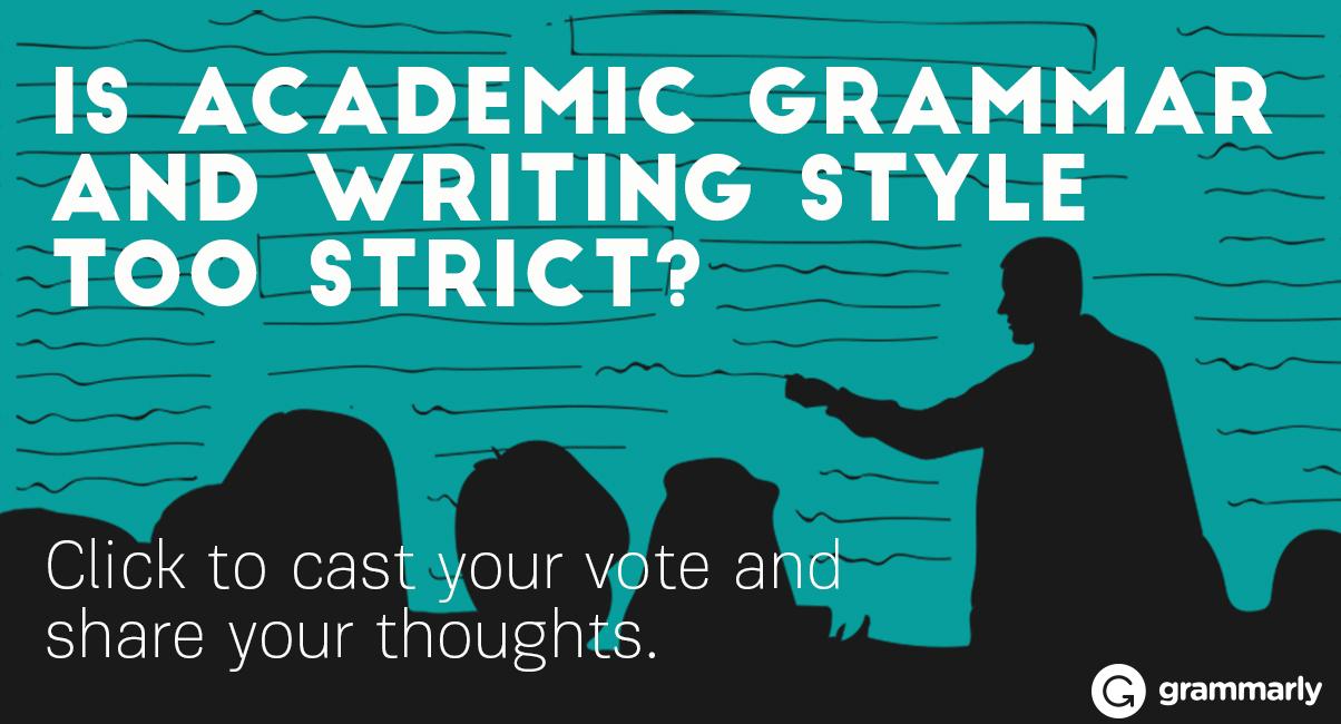Poll 35 Academic writing