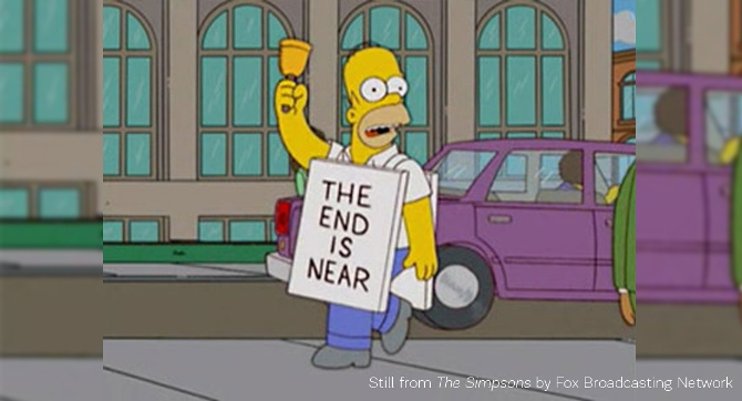 Still from The Simpsons by Fox Broadcasting Network